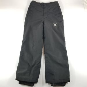 Spyder Kid's Insulated Snow Pants, size 12